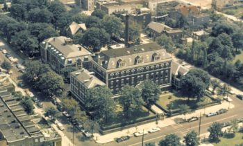 Former Angel Guardian Home complex in Dyker Heights, Brooklyn/ Image provided by Barone Management